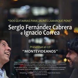 Sergio Fernández Cabrera e Ignacio Correa