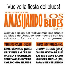 Amasijando los blues