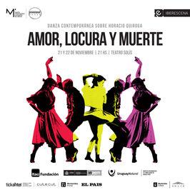 Compañía de danza Martín Inthamoussú