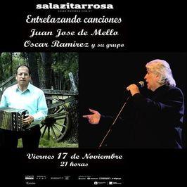 Juan José de MelloOscar Ramírez