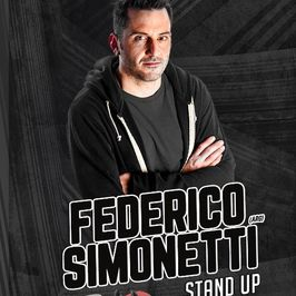 Federico Simonetti Stand Up