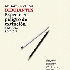 Dibujantes: Especie en peligro de extinción. Segunda edición.