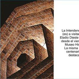 Presencia de Eladio Dieste en Durazno