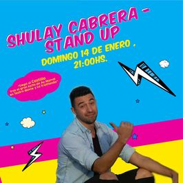 Shulay Cabrera Stand Up