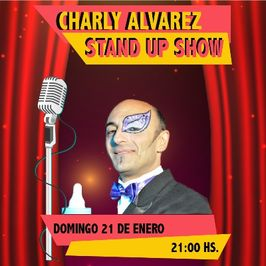 Charly Alvarez Stand Up Show