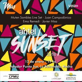 Antel Sunset 2018