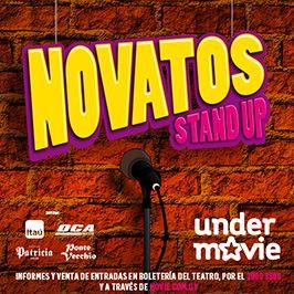 Novatos Stand Up