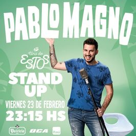 Pablo Magno Stand Up