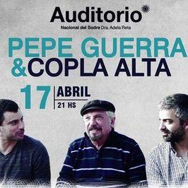 Pepe Guerra & Copla alta