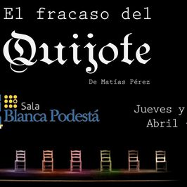 El fracaso del Quijote