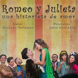 Romeo y Julieta: una historieta de amor