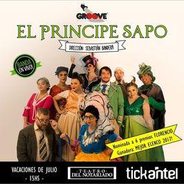 El Príncipe Sapo