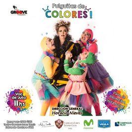 Pulguitas de colores
