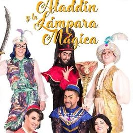 Aladdin y la lámpara mágica
