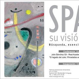 Spada, su visión cósmica
