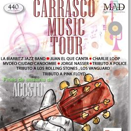 Carrasco Music Tour