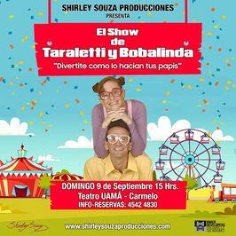 Taraletti & Bobalinda