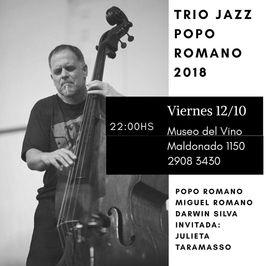 Popo Romano Jazz Trío