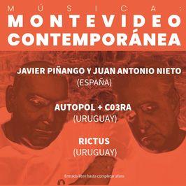 Juan Antonio Nieto y Javier PiñangoVarios
