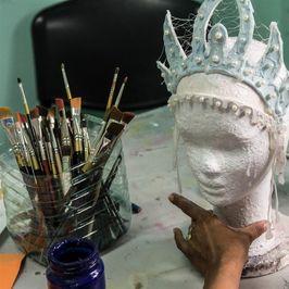 El carnaval y sus artes