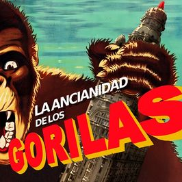 La ancianidad de los gorilas