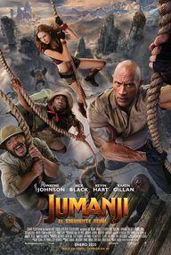 Jumanji: el siguiente nivel