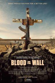 Sangre en el muro