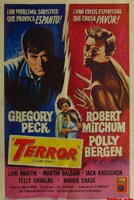 Cabo de miedo (1962)