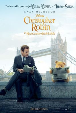 Christopher Robin: un reencuentro inolvidable