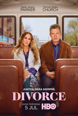 Divorce - Temporada 3