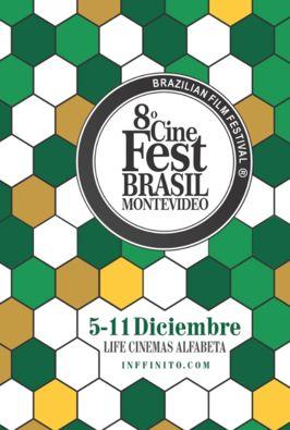 8º Cine Fest Brasil – Montevideo