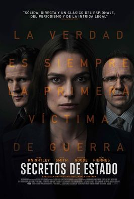 Secretos de Estado (2019)