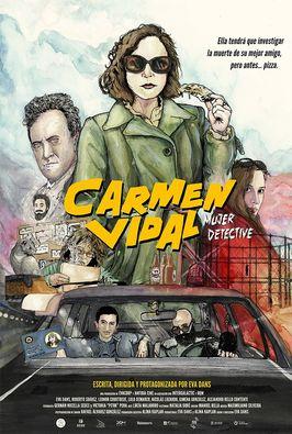 Carmen Vidal mujer detective