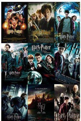 Maratón Harry Potter