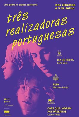 Tres realizadoras portuguesas
