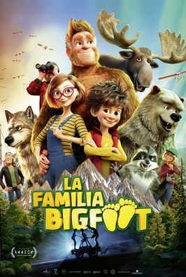 La familia Bigfoot