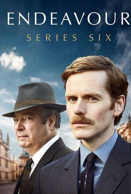 Endeavour Temporada 6