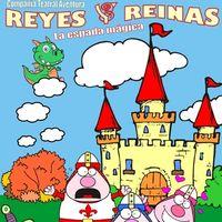 Reyes y Reinas y la espada mágica