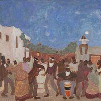Pedro Figari: nostalgias africanas