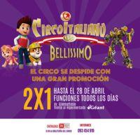 Circo Italiano Bellissimo