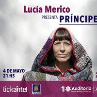 Lucía Merico presenta Príncipe