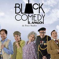 Black Comedy, el apagón