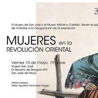 Mujeres en la revolución oriental