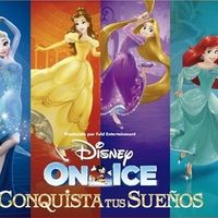 Disney on Ice presenta: Conquista tus sueños