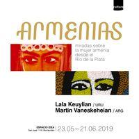 Armenias. Miradas sobre la mujer armenia desde el Río de la Plata
