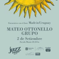 Jazz Tour Ciclo Made in Uruguay