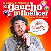 El gaucho influencer