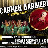 Carmen Barbieri y Humorísimas