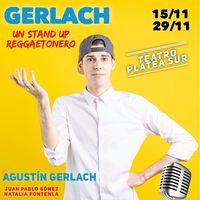 Gerlach: un Stand Up Reggaetonero
