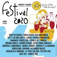 Festival Medio y Medio 2020